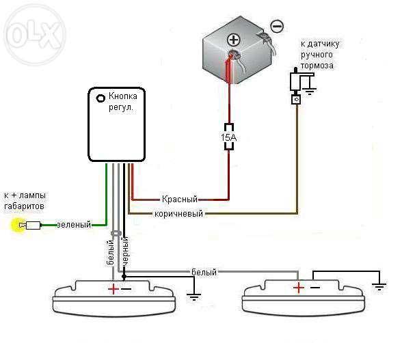 Как сделать контроллер для дхо 174