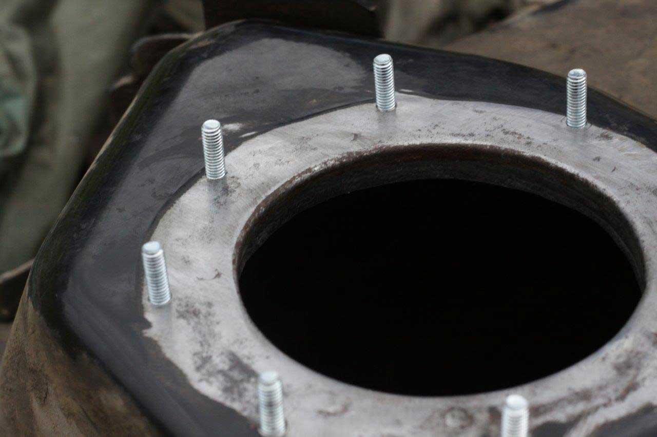 схема давления масла в двигателе актеко а/м чери фора