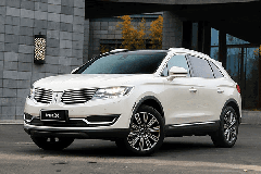 Фото Lincoln MKX