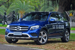 Фото Mercedes-Benz GLC