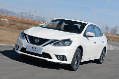 Фото Nissan Sylphy