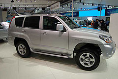 Фото ChangFeng Liebao CS6