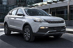 Фото Changfeng Leopard CS10