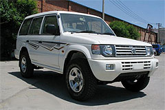 ChangFeng Leopard