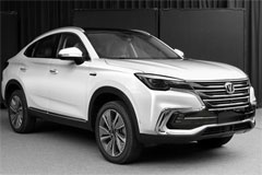 Фото Changan CS85 Coupe
