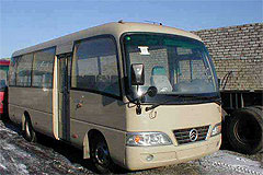 Фото Golden Dragon City Shuttle