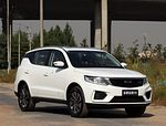 Geely Vision SUV (X6): Фото 1