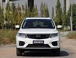 Geely Vision SUV (X6): Фото 2