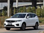 Geely Vision SUV (X6): Фото 3