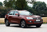 Zotye T600: Photo 1